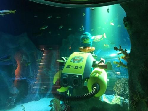 レゴランド 水族館