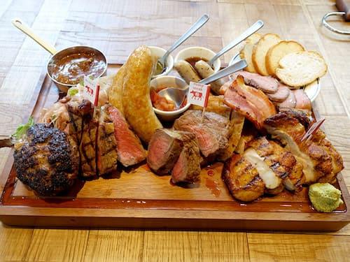 名古屋 肉 ステーキ