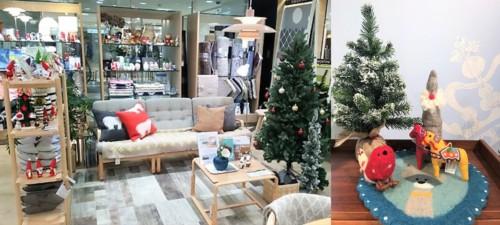 クリスマスツリー 名古屋 お店