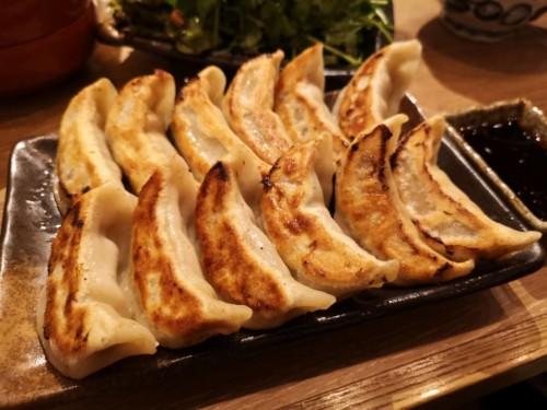 餃子 居酒屋 焼き餃子