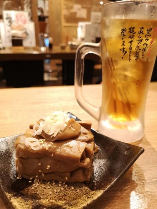 餃子 居酒屋 ビール おつまみ