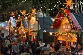 クリスマスマーケット 名古屋 栄