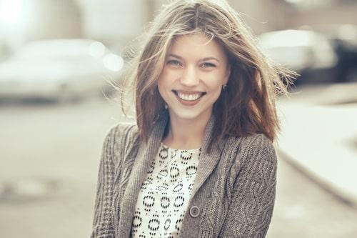 モテる女性 特徴 笑顔