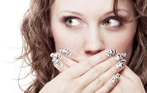 口臭 予防 対策