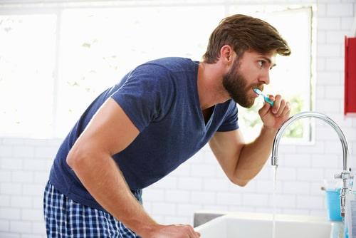 口臭 歯磨き
