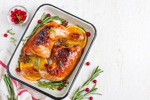 クリスマス ローストチキン レシピ 簡単
