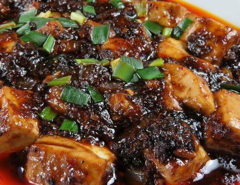 名古屋 激辛料理 麻婆豆腐