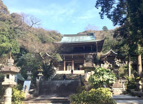 伊奈波神社 パワースポット