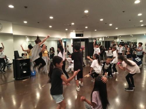 名古屋 ダンス スタジオzoo