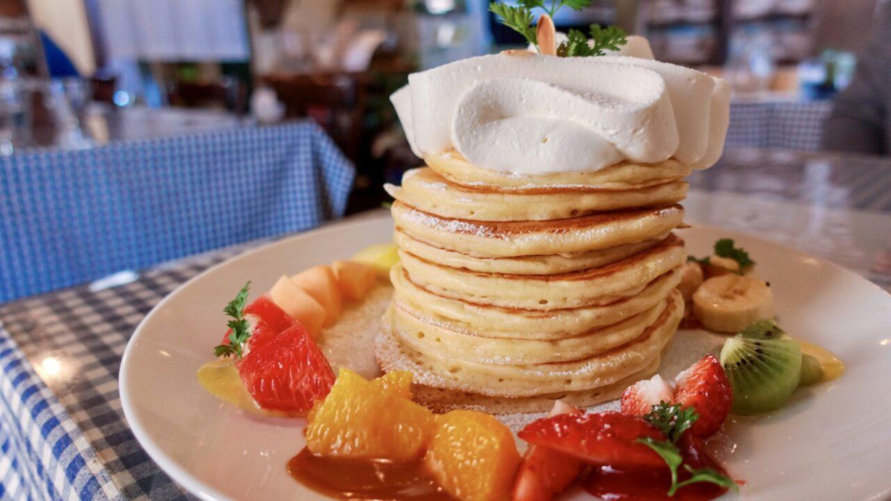 Sweets+Kitchens ARI3のパンケーキ