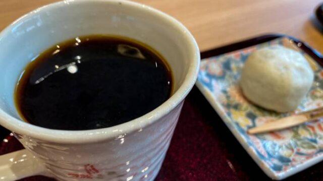 池下カフェ花ごよみのコーヒー